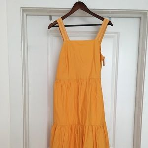 JCrew Factory Brand New Apron Dress size 8